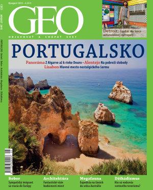 Geo 8/2015 - Objavovať a chápať svet