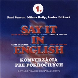 Say it in English - 3 CD