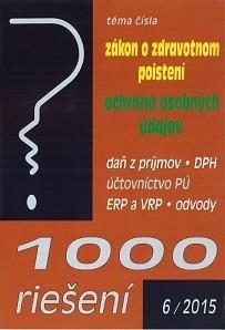 1000 riešení 6/2015