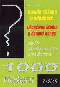 1000 riešení 7/2015