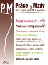 PaM 8/2015: Práce a mzdy