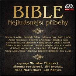Bible - Nejkrásnější příběhy (1x Audio na CD - MP3)