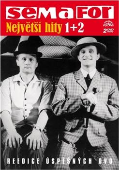 DVD-Semafor - největší hity 1+2 - Reedice úspěšných DVD