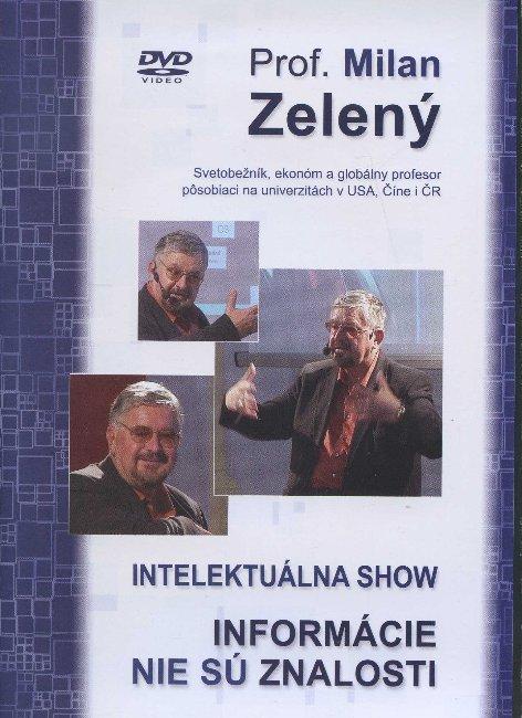 Informácie nie sú znalosti - intelektuálna show