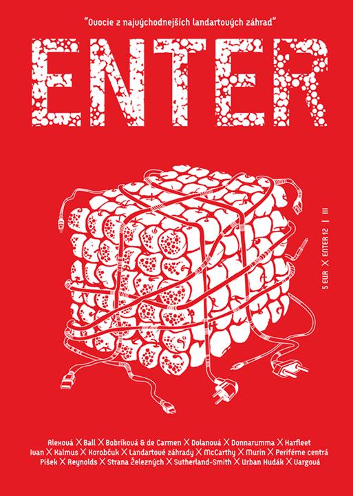 """Enter No. 12 - """"Ovocie z najvýchodnejších landartových záhrad."""""""