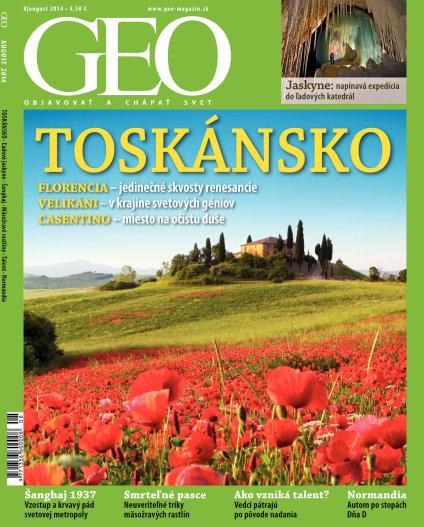 Geo 8/2014 - Objavovať a chápať svet