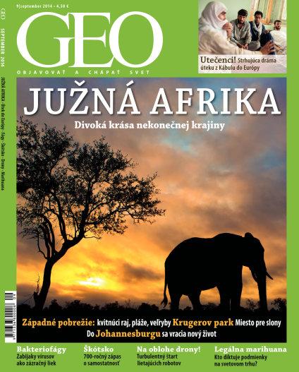 Geo 9/2014 - Objavovať a chápať svet