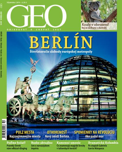 Geo 10/2014 - Objavovať a chápať svet