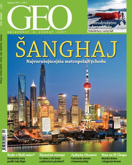 Geo 1/2015 - Objavovať a chápať svet