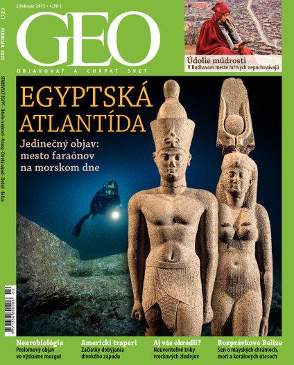 Geo 2/2015 - Objavovať a chápať svet