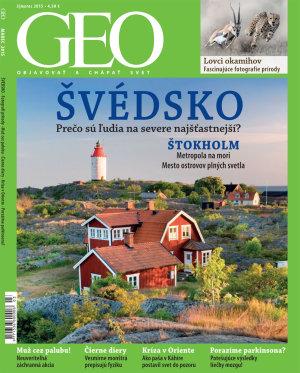 Geo 3/2015 - Objavovať a chápať svet