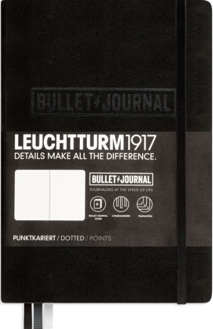 Bullet Journal ( Black )