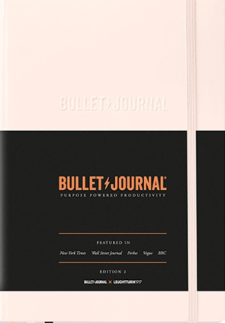 Bullet Journal (Blush - staroružový)