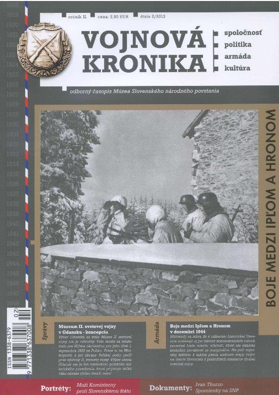 Vojnová kronika 2/2013