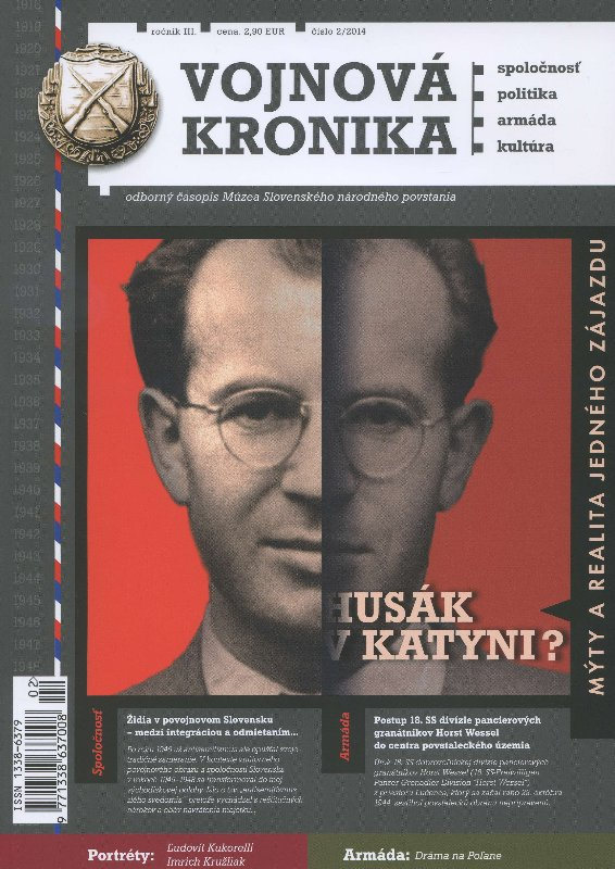 Vojnová kronika 2/2014