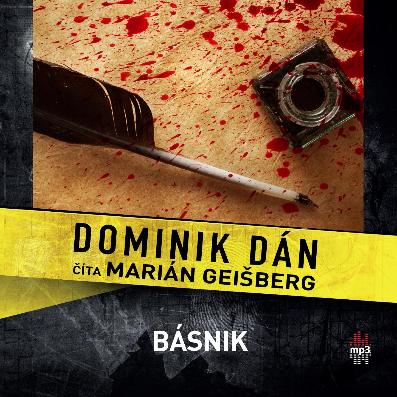 Básnik - CD - Denník dobrého detektíva 18.