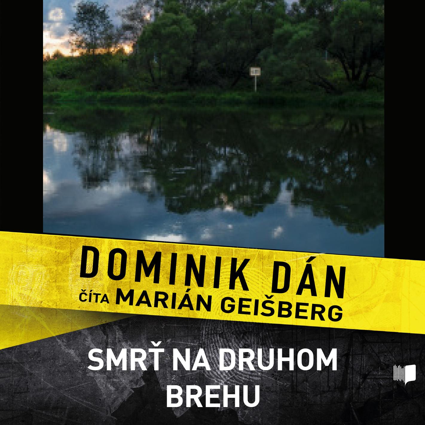 Smrť na druhom brehu - CD - Denník dobrého detektíva 23.
