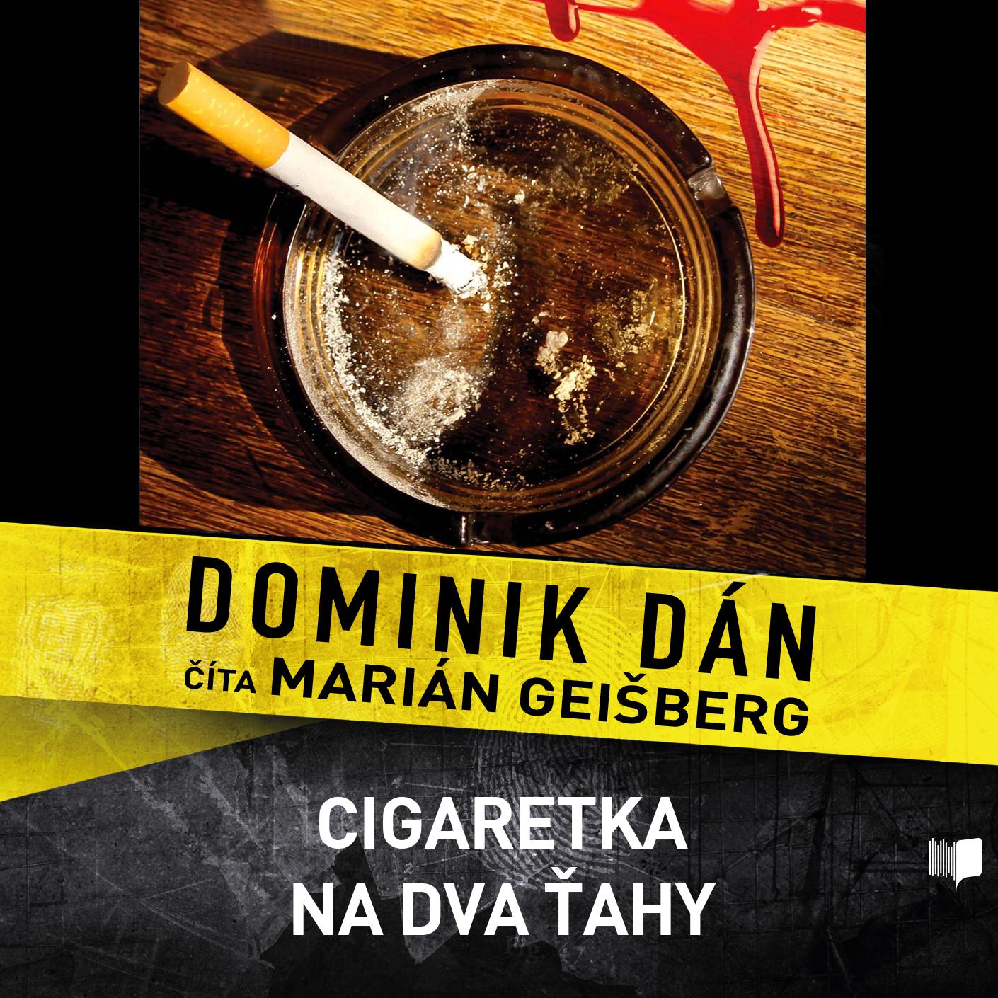 Cigaretka na dva ťahy - CD - Denník dobrého detektíva 25.