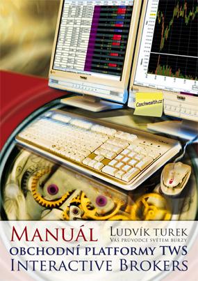 Manuál obchodní platformy TWS Interactiv Brokers - Obchodní platforma společnosti Interactive Brokers LLC