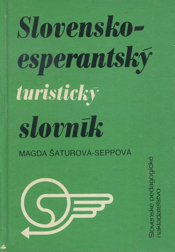 Slovensko-esperantský turistický slovník - Esperantsko-slovenský turistický slovník