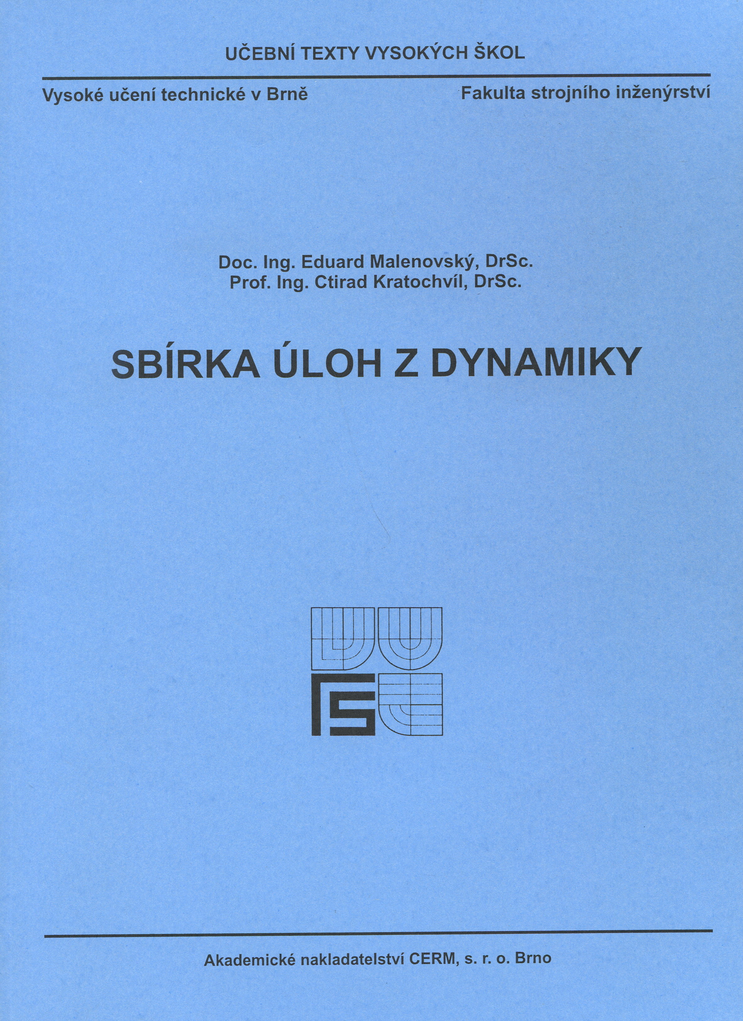 Sbírka úloh z dynamiky