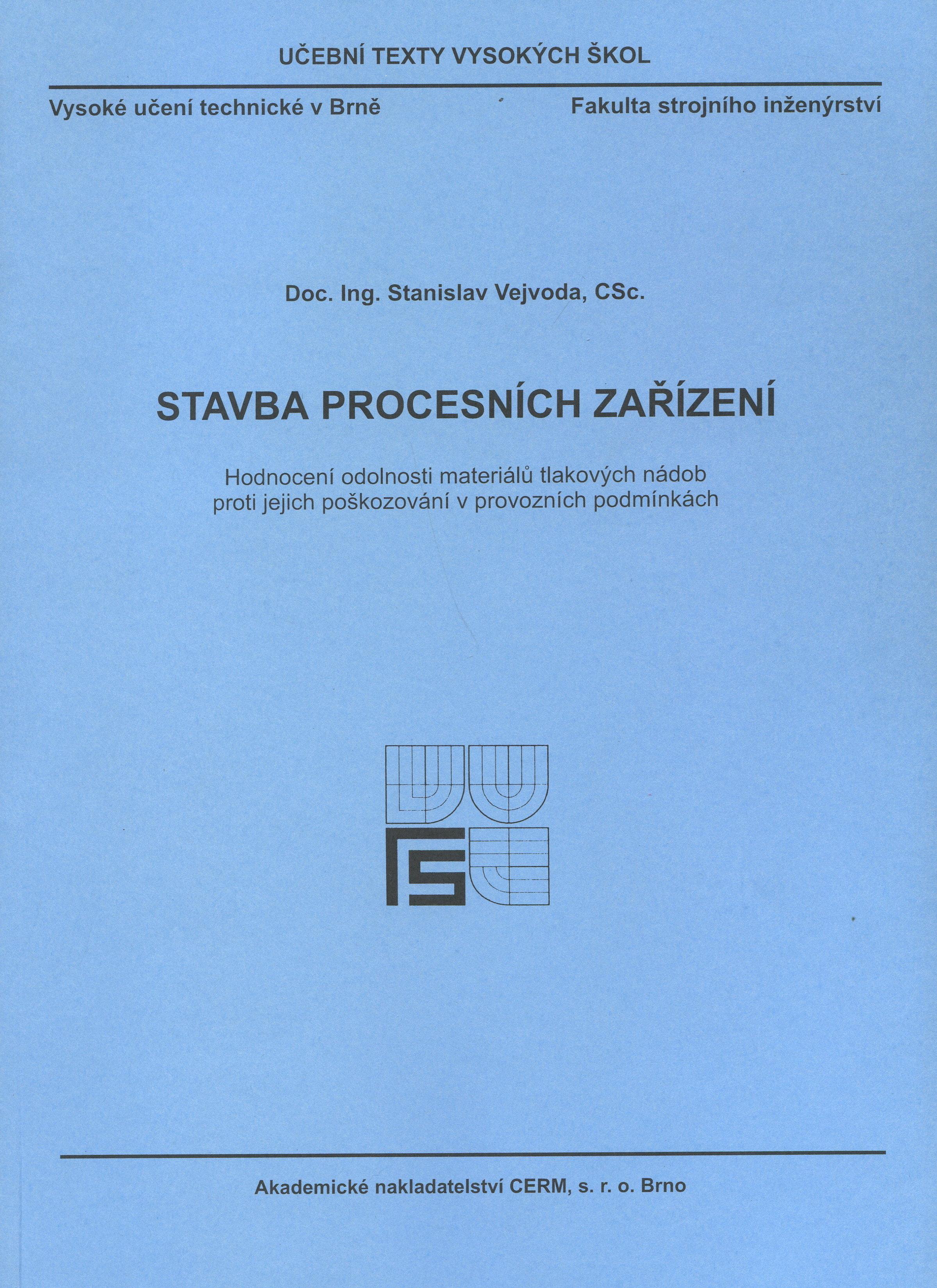 Stavba procesních zařízení