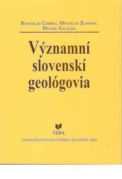 Významní slovenskí geológovia