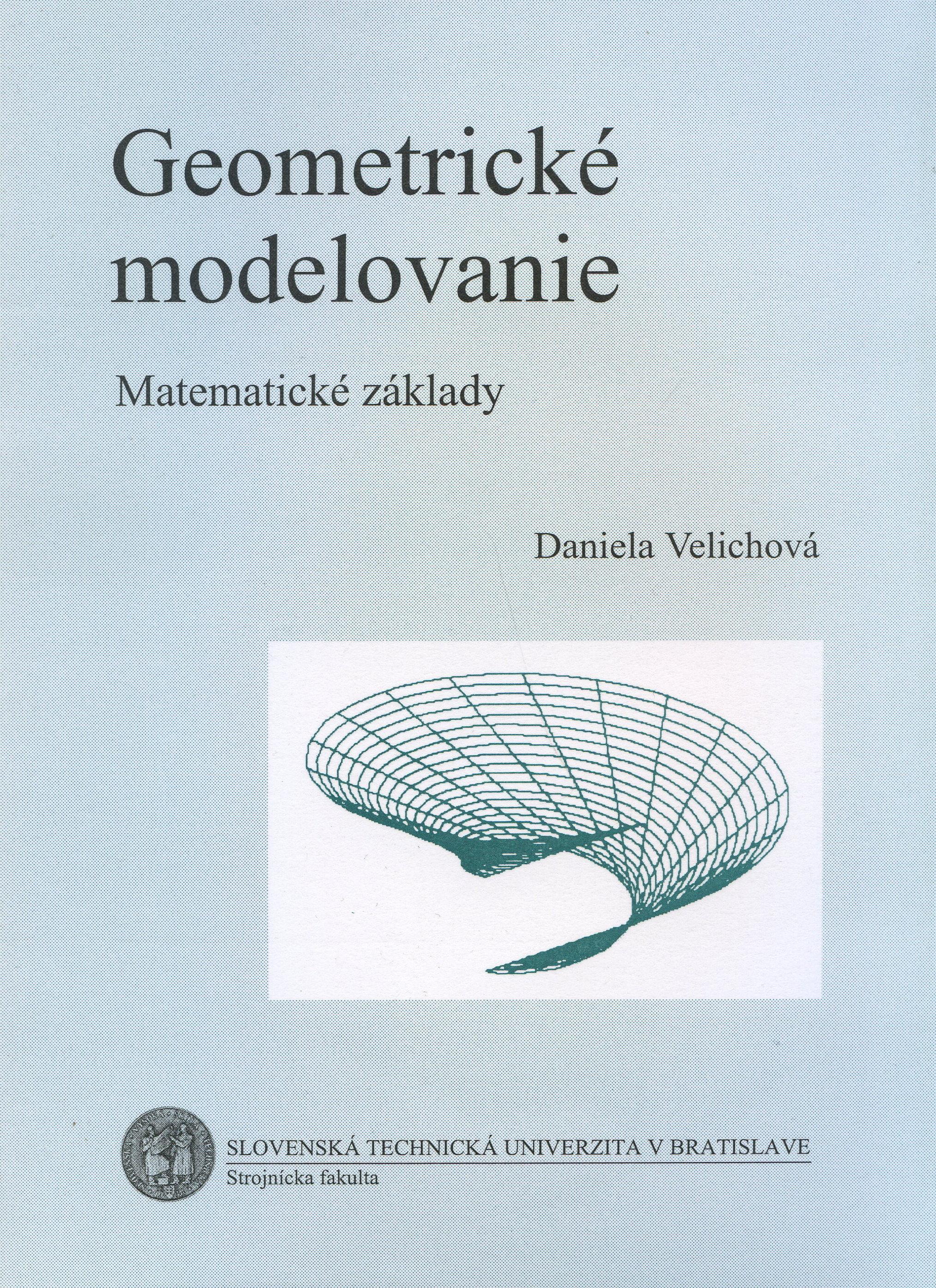 Geometrické modelovanie