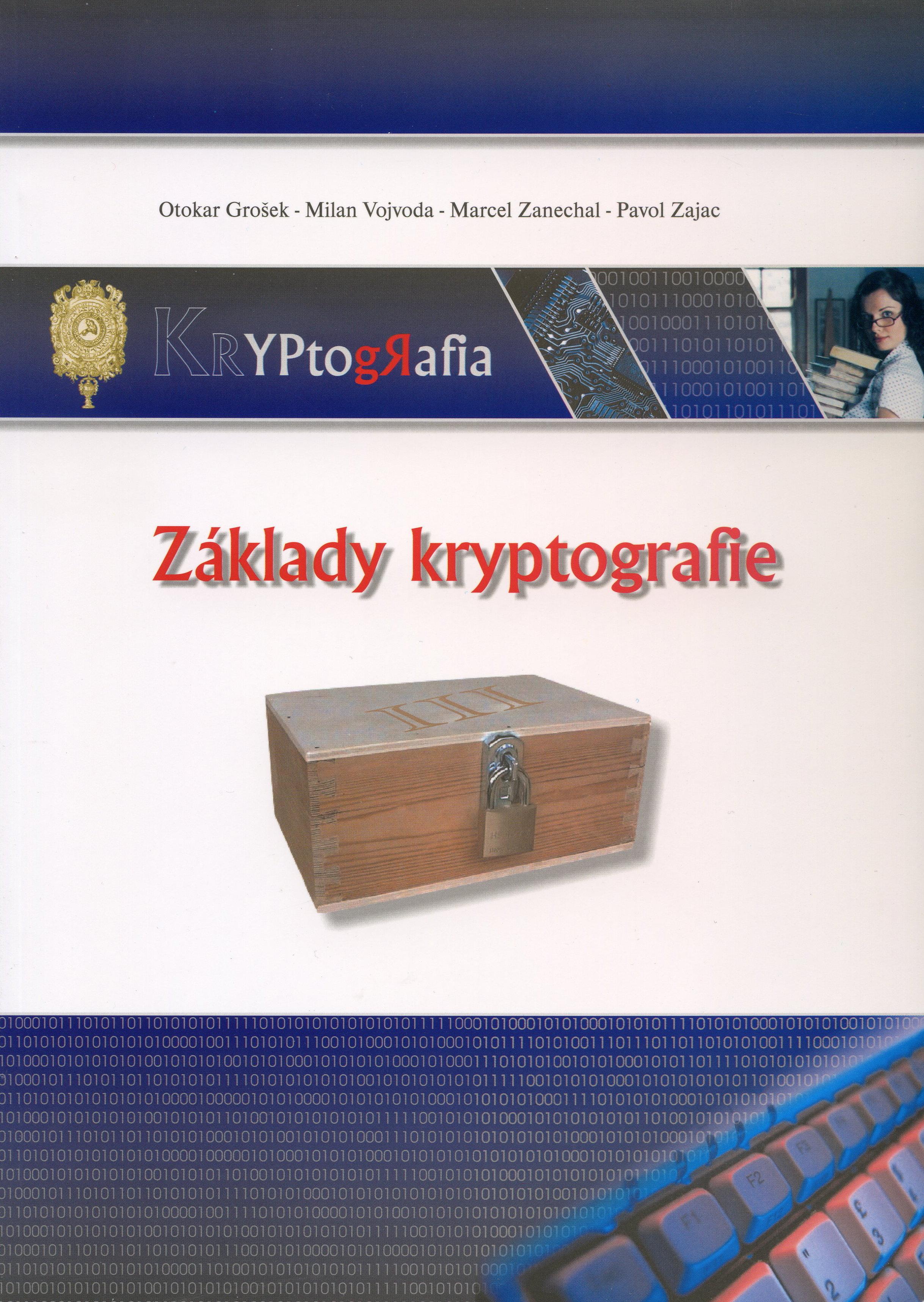 Základy kryptografie - kryptografia