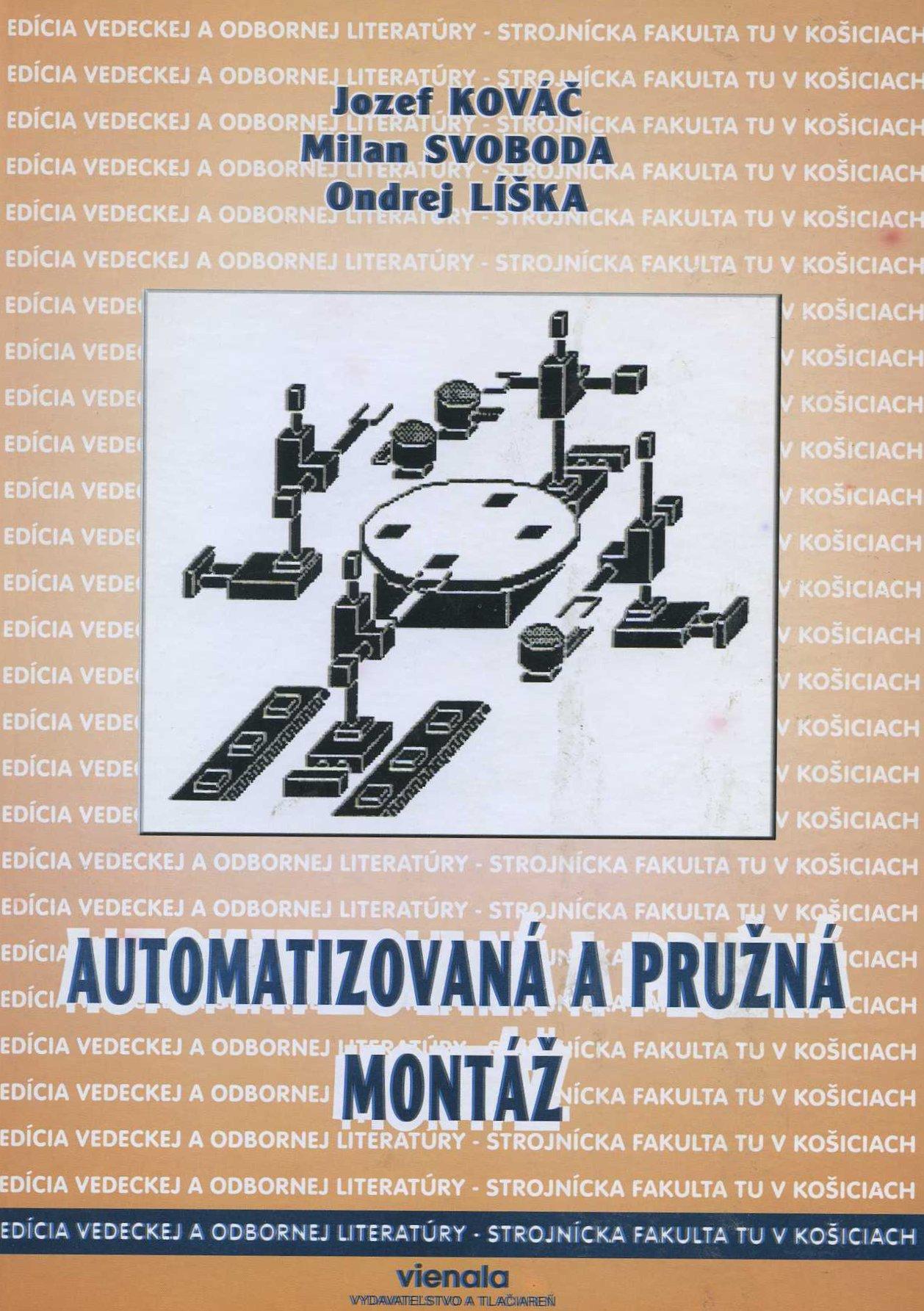 Automatizovaná a pružná montáž