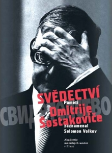 Svědectví. Paměti Dmitrije Šostakoviče