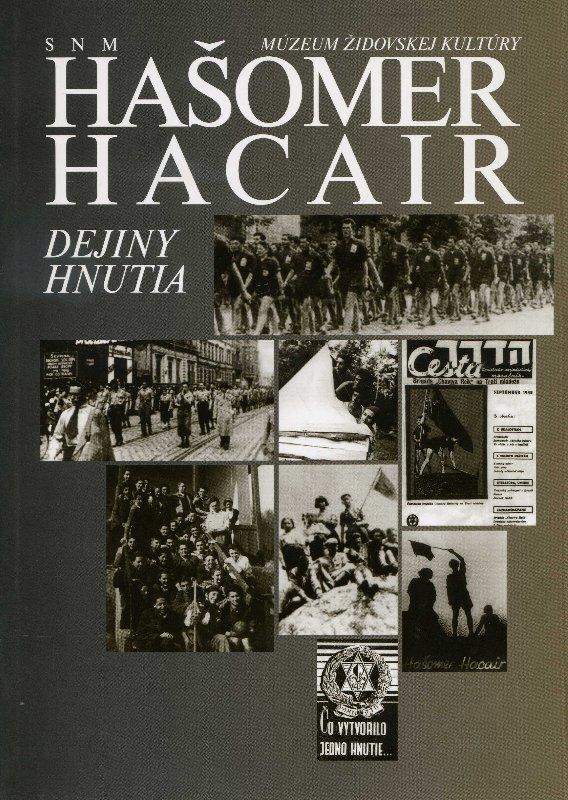 Hašomer Hacair - Dejiny hnutia