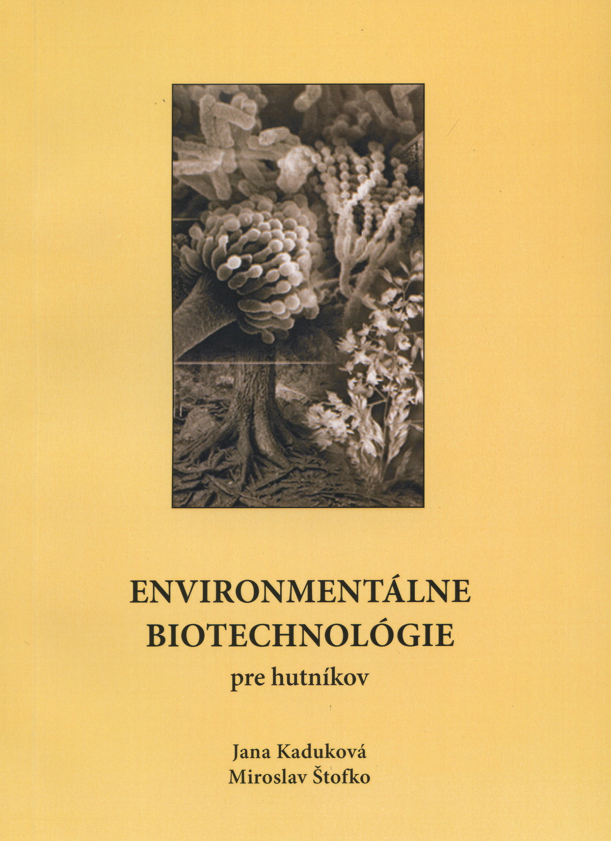 Environmentálne biotechnológie pre hutníkov