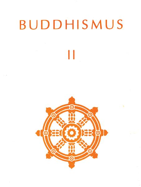 Buddhismus II