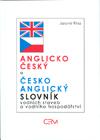 Anglicko-český a česko-anglický slovník vodních staveb