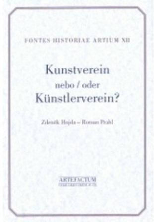 Kunstverein nebo / oder Künstlerverein?
