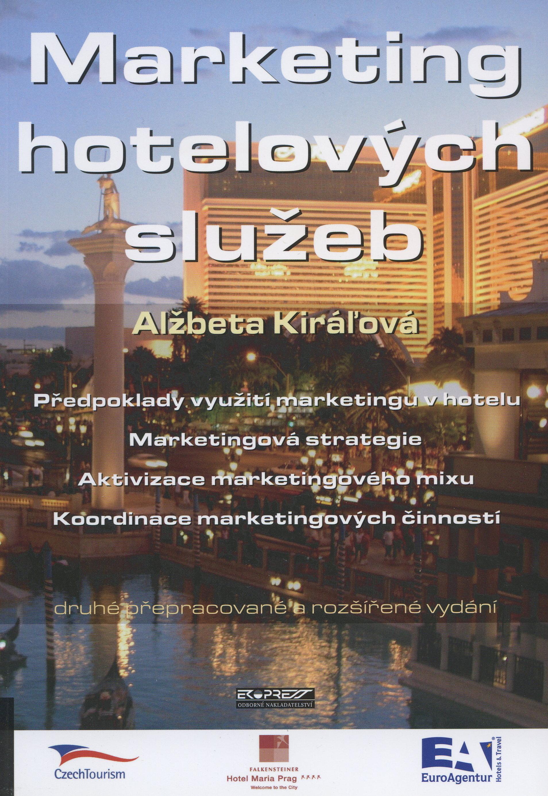 Marketing hotelových služeb - 2. vydanie