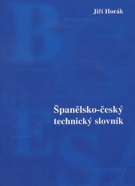 Španělsko-český technický slovník