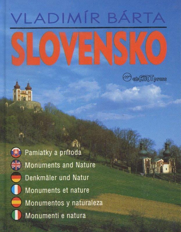 Slovensko - pamiatky a príroda