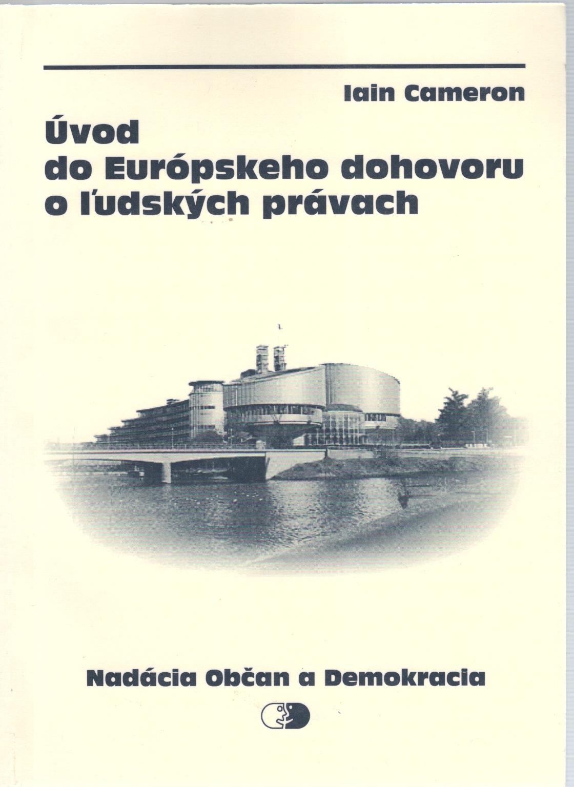 Úvod do Európskeho dohovoru o ľudských právach
