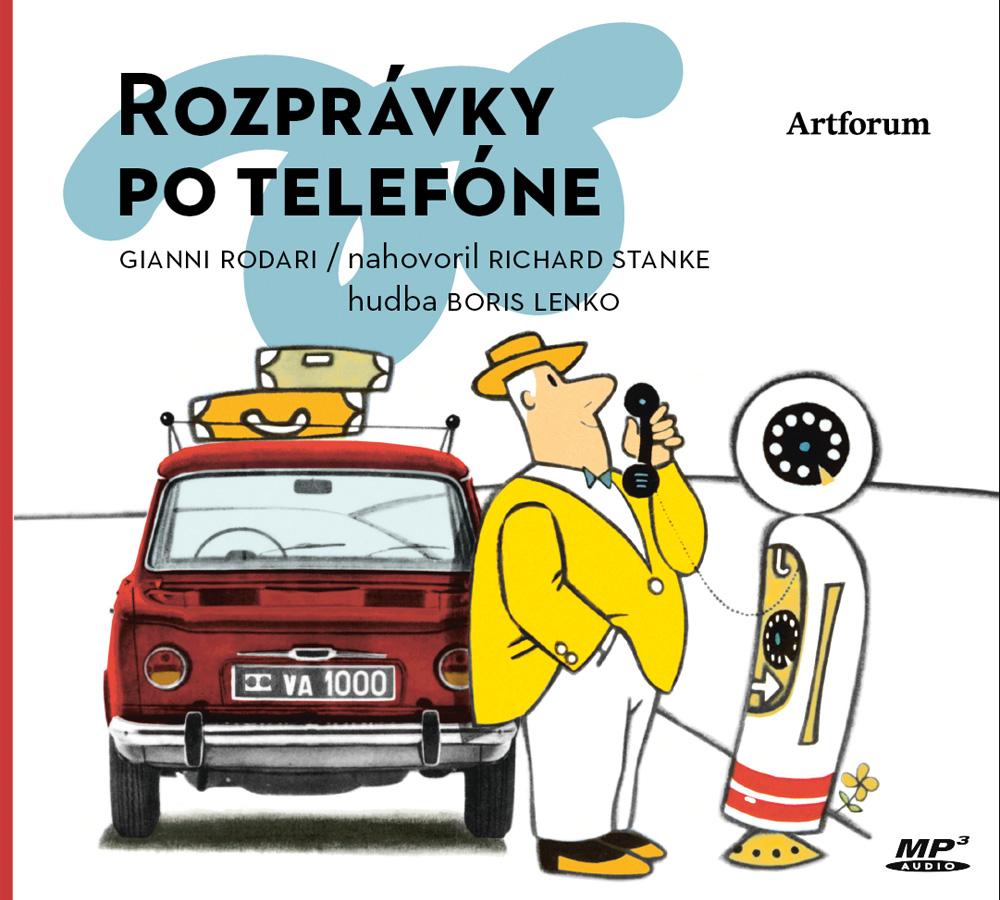 Rozprávky po telefóne (1 CD mp3)