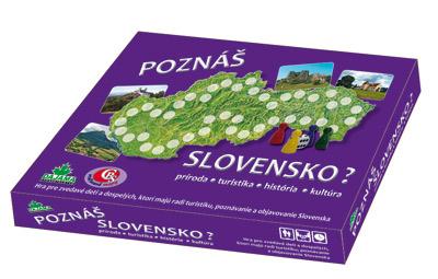 Poznáš Slovensko? - Príroda, turistika, história, kultúra