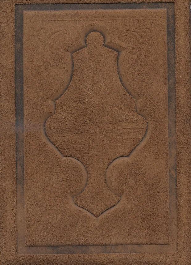 Kožený notes - formát A6-1