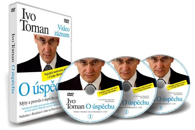 O úspechu - DVD