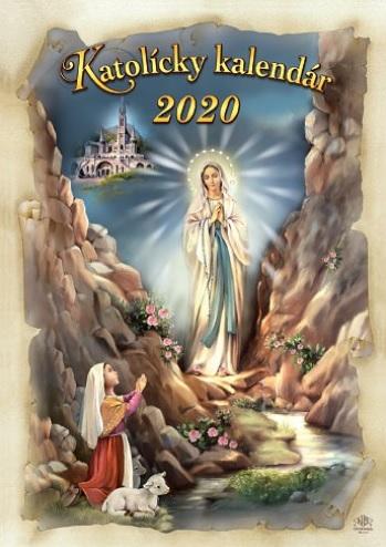Katolícky kalendár 2020 (vreckový)