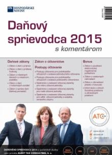 Daňový sprievodca 2015