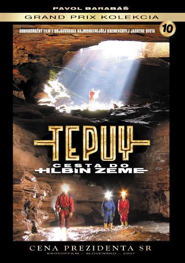 Tepuy - Cesta do hlbín zeme