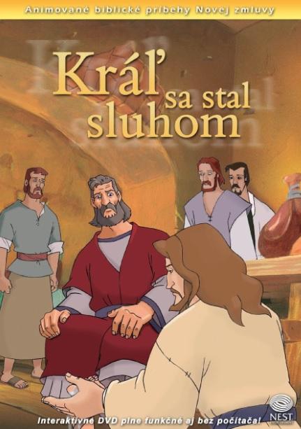Kráľ sa stal sluhom - Animované biblické príbehy Novej zmluvy 21
