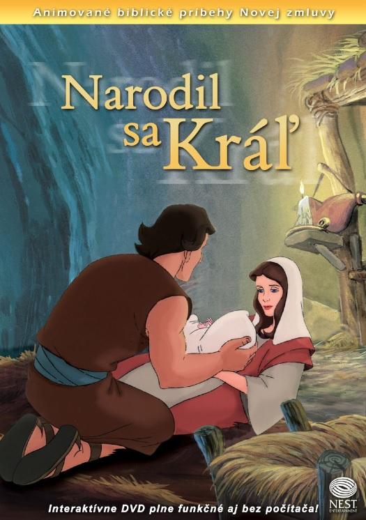 Narodil sa Kráľ - Animované biblické príbehy Novej zmluvy 2
