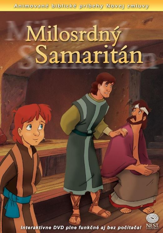 Milosrdný Samaritán - Animované biblické príbehy Novej zmluvy 9